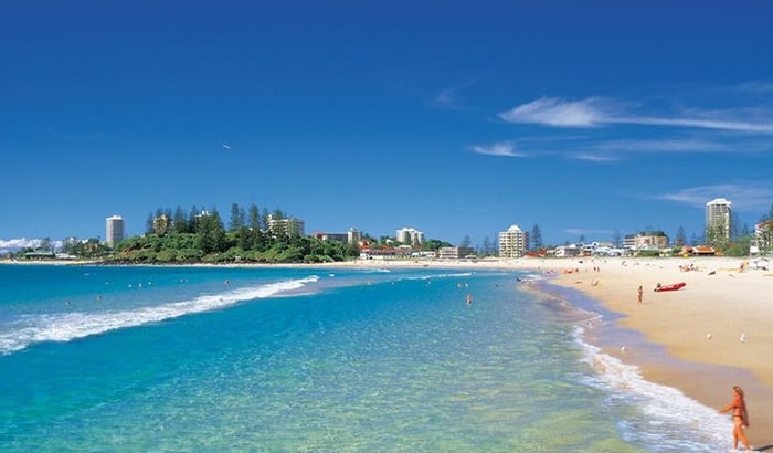 Gold Coast Family Holidays Guide For The Traveler in You - Coolangatta Beach, Gold Coast