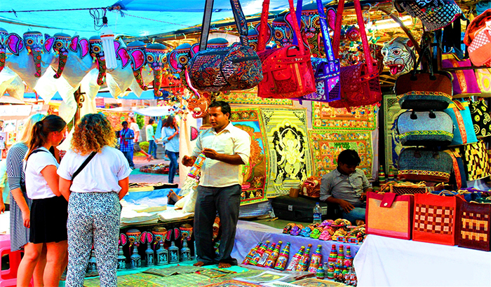 Best Places to Visit in Delhi - Dilli Haat