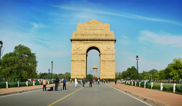 Best Places to Visit in Delhi - India Gate