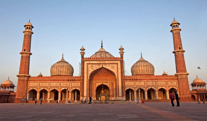Best Places to Visit in Delhi - Jama Masjid